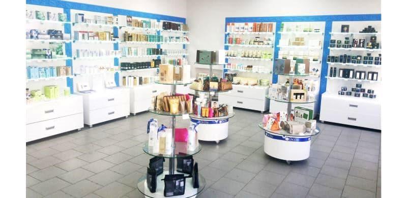 Магазин косметики на лиговском спб
