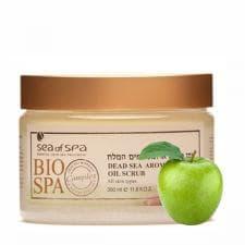 Масло-скраб для тела с ароматическими маслами Bio Spa  Яблоко