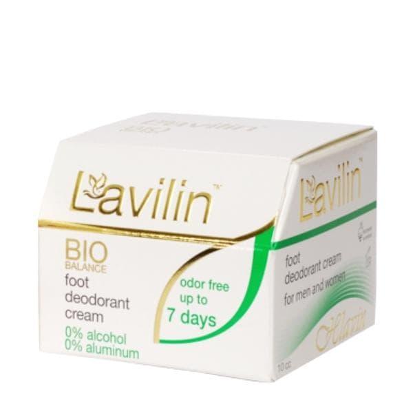 Дезодорант-крем для ног Защита на 7 дней Lavilin