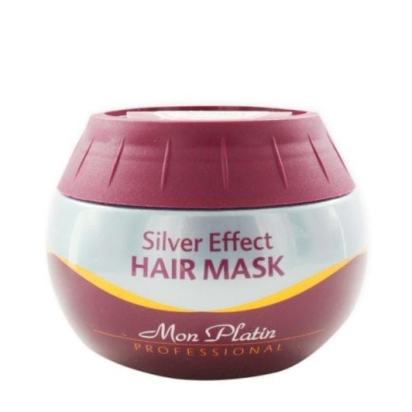 Маска Эффект серебра для светлых блонд и седых волос