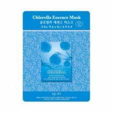 Тканевая маска с экстрактом хлореллы