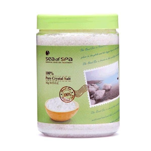 Натуральная соль Мертвого моря 1000гр