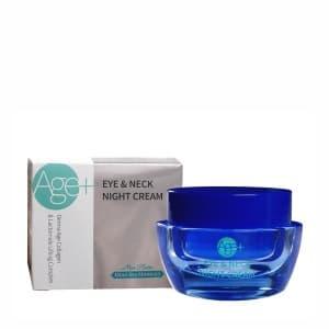 Ночной крем для кожи вокруг глаз и шеи c лифтинг-эффектом Age
