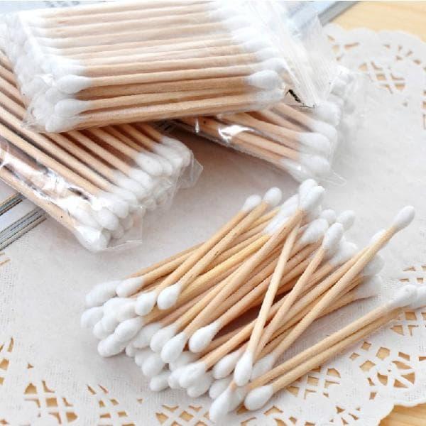 Ватные палочки на деревянной основе 300шт