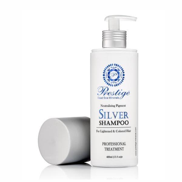 Шампунь Silver для окрашенных волос нейтрализующий пигмент