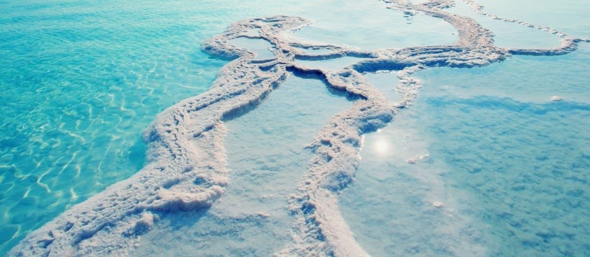 Соль Мертвого моря - чем полезна для волос, тела и здоровья
