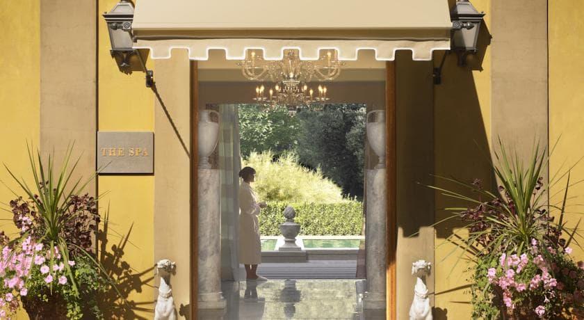 Black Pearl в лучшем СПА-отеле Италии
