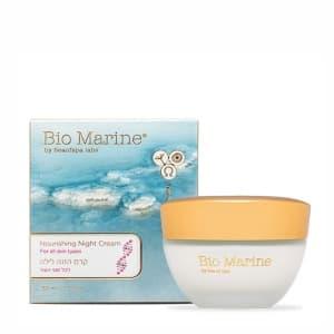 Питательный ночной крем Bio Marine
