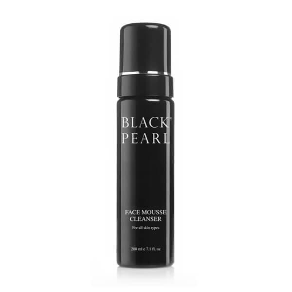 Очищающий мусс для лица Black Pearl