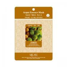 Тканевая маска с маслом арганы