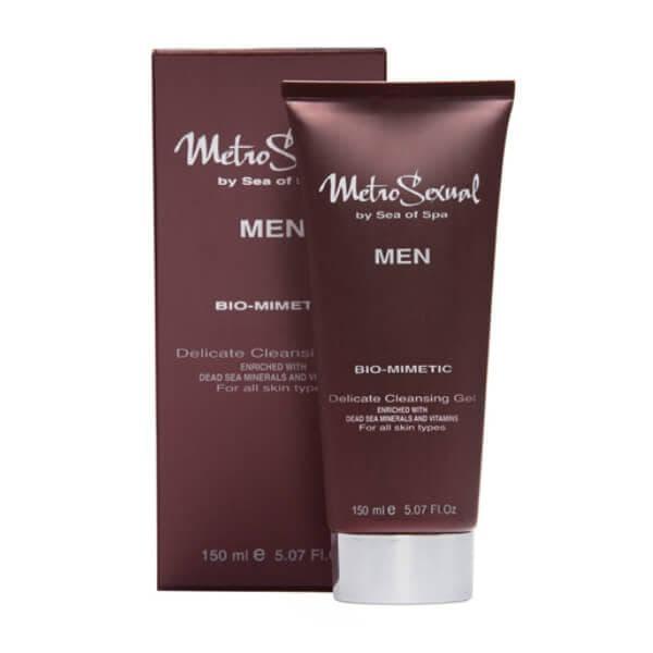 Очищающий гель для умывания мужской Metro Sexual