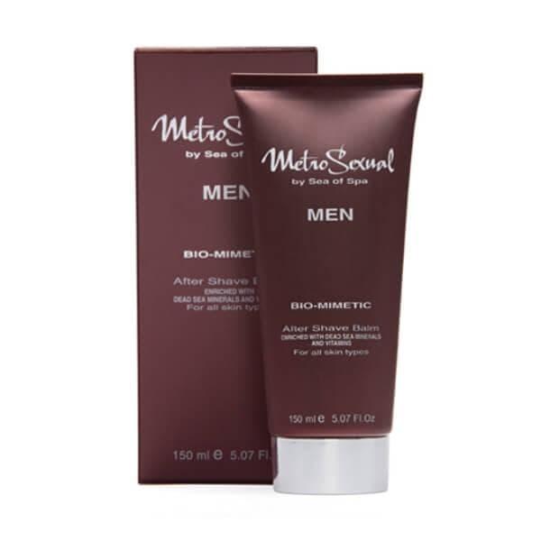 Шелковистый бальзам после бритья для мужчин Metro Sexual