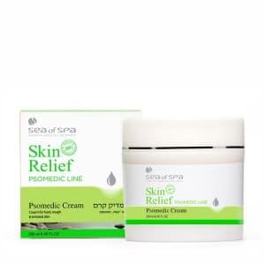 Активный крем для раздражнной и шелушащейся кожи 250мл Skin Relief Sea of Spa