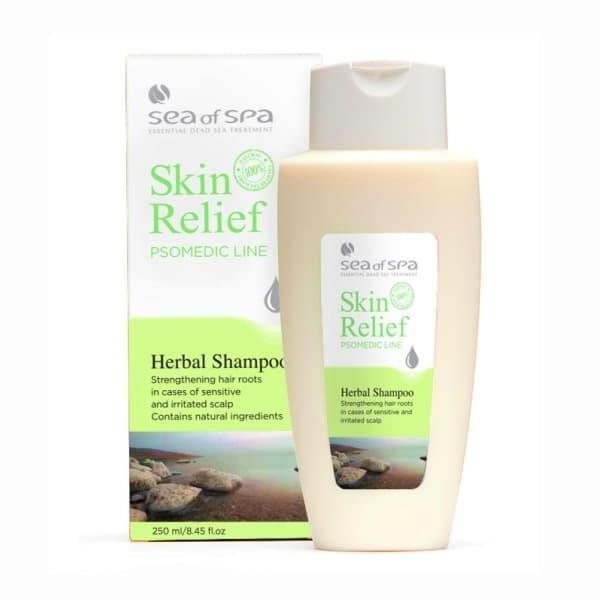 Шампунь для чувствительной и проблемной кожи головы Skin Relief Sea of Spa