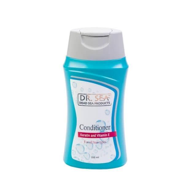 Кондиционер для волос с кератином и витамином Е