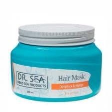 Маска для сухих и поврежденных волос с облепихой и манго
