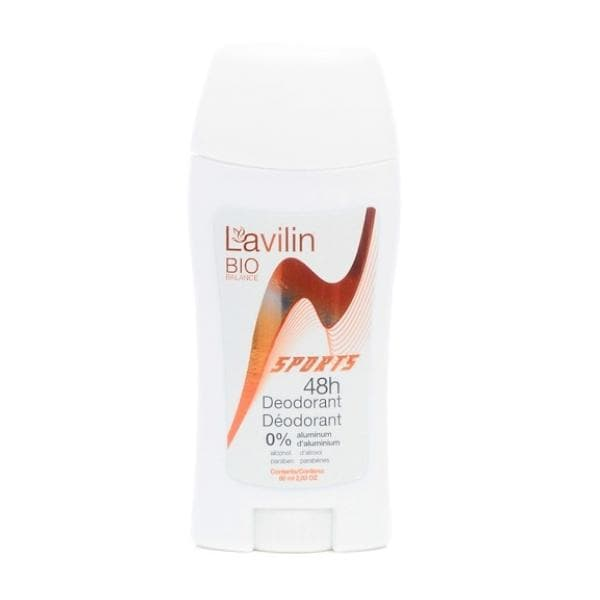 Дезодорант-стик 48 часов для спортсменов Lavilin