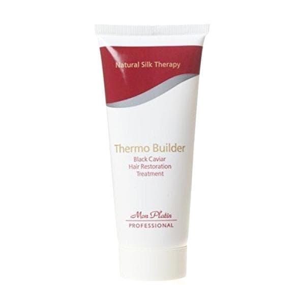 Термо-билдер средство для восстановления волос с черной икрой 200мл