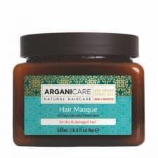Маска для сухих и поврежденных волос с аргановым маслом