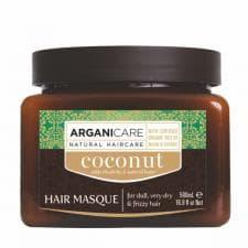 Кокосовая маска для тусклых очень сухих и вьющихся волос