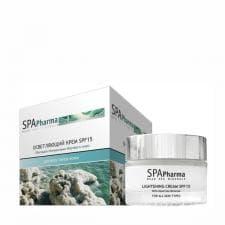 Осветляющий крем SPF-15 для всех типов кожи