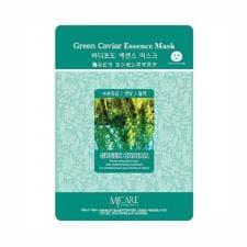 Тканевая маска с экстрактом зеленой икры