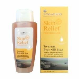 Жидкое мыло для проблемной и чувствительной кожи Skin Relief Sea of Spa
