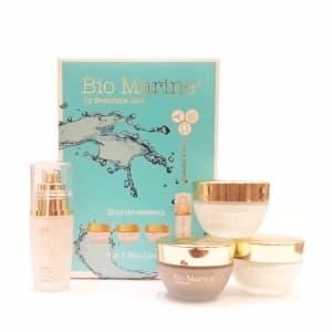 Набор минеральных средств Bio Marine для ухода за жирной и комбинированной кожей кожей