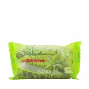 Мыло-скраб с зеленым чаем