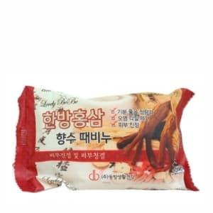 Парфюмированное мыло с красным женьшенем