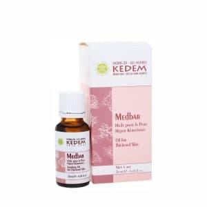 Medbar Мидбар - масло для раздраженной кожи при псориазе экземе дерматите