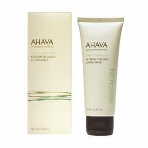 Маска для подтяжки кожи лица Ahava Extreme с эффектом сияния