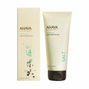 Жидкая соль Мертвого моря Ahava дефект упаковки