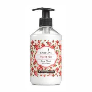 Жидкое мыло Sweet Kiss с розовым мускусом