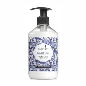 Жидкое мыло Wild Breeze с водяной лилией