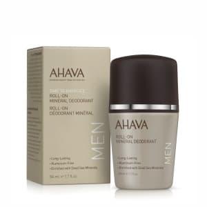 Минеральный шариковый дезодорант для мужчин Ahava