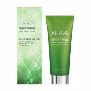 Грязевая детокс-маска Ahava для сияния кожи