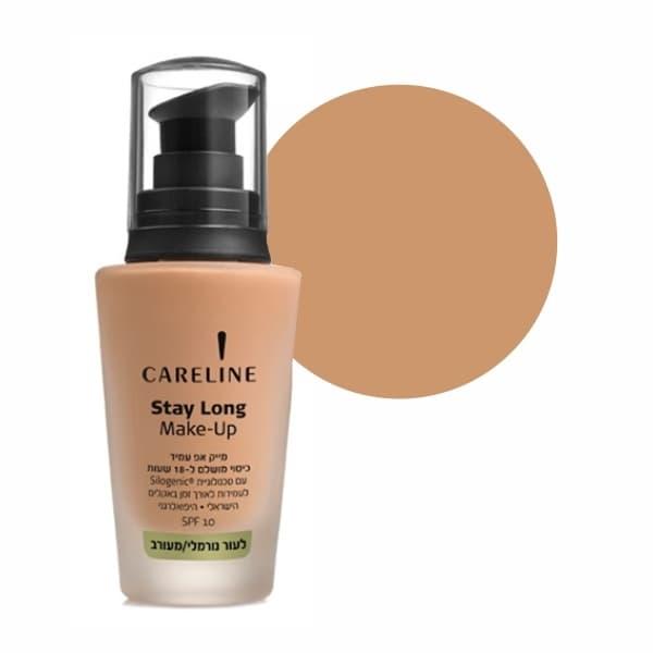 Стойкий тональный крем для нормальной и комбинир кожи тон 608