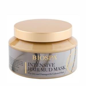 Интенсивная грязевая маска для сухих и окрашенных волос