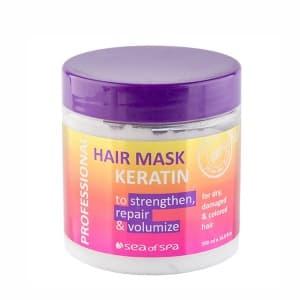 Профессиональный маска для волос с кератином