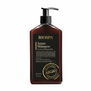 Аргановый шампунь для окрашенных и ломких волос
