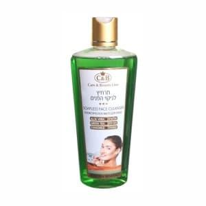 Косметическое мыло для лица с алоэ ромашкой и зеленым чаем