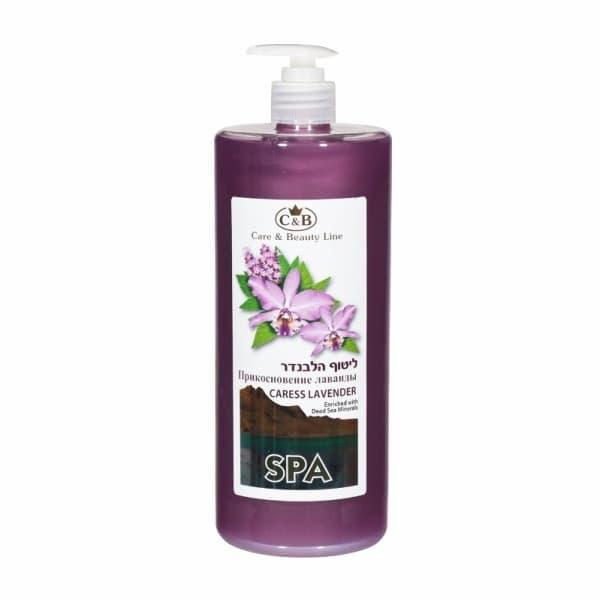 Жидкое мыло для рук и тела Прикосновение лаванды