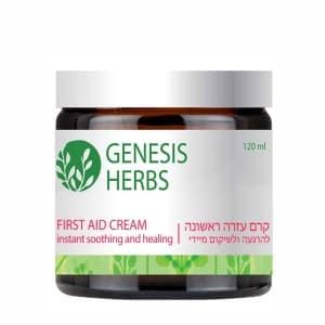 Успокаивающий крем Первая помощь First Aid Cream Genesis Herbs