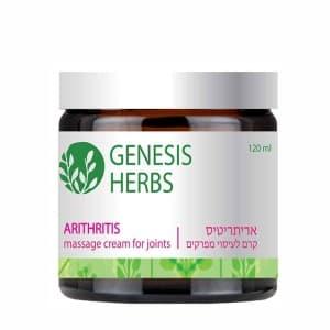 Массажный крем при артрите и боли в суставах Arithritis Cream Genesis Herbs
