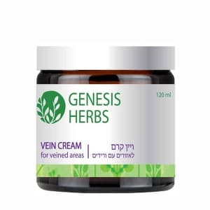 Крем тонизирующий вены Vein Cream Genesis Herbs
