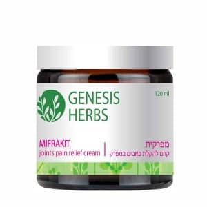 Крем для облегчения боли в суставах и мышцах Mifrakit Cream Genesis Herbs