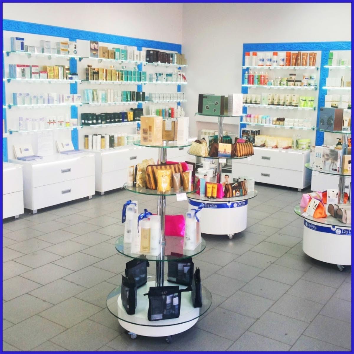 Магазин израильской и корейской косметики DaVita в СПб на Лиговском проспекте
