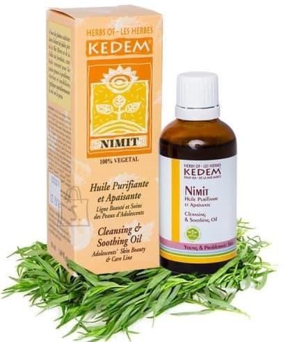 Kedem Nimit - очищающее масло для проблемной кожи и от акне