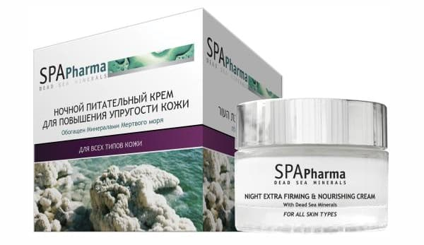 Питательный ночной крем SPA Pharma Night Extrs Firming Nourishing Cream